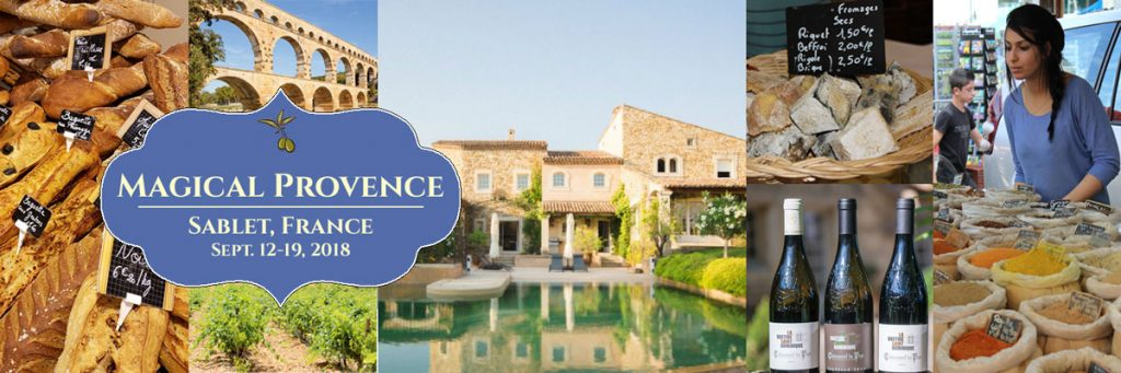Magical Provence Tour