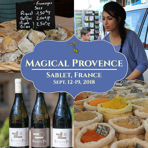 Magical Provence Itinerary