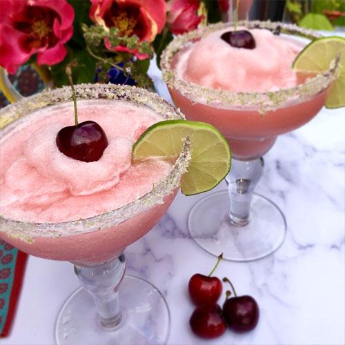 Cherry Ginger Margarita