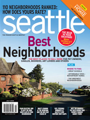 Seattle Magazine July 2008