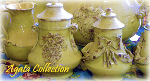 Agata Collection of Italian Ceramics