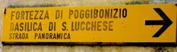 Poggi Bonsi Sign