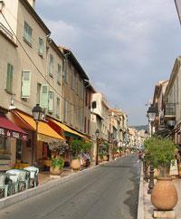 Vallauris Street