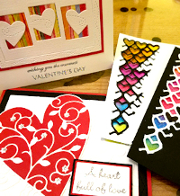 Handmade cards by Kathy Fox